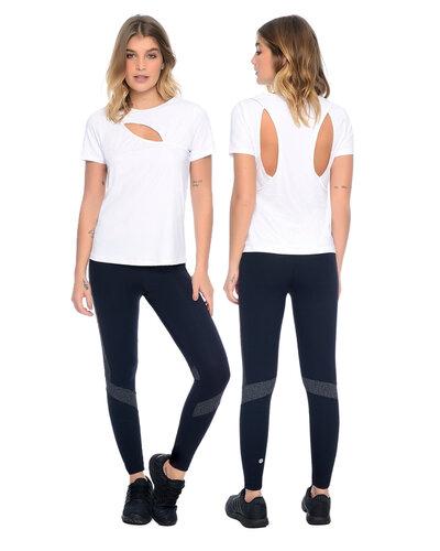 Camiseta Glory + Legging Ride